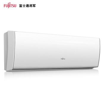 富士通(Fujites)正1.5匹の能効果全直流変域冷房暖房用エアコン屋外機ASQG 12 LTCB - W