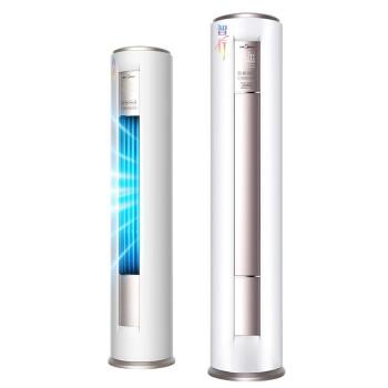 美的(MDea)3匹の智行一級能効変域冷房温室円柱エアコン戸棚機KFR - 72 LW / BP 3 DN 8 Y - YH 200(1)