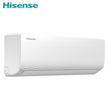 ハイセン(ハイセン)壁掛式エアコン室外機大1匹変域冷房暖房一級能効静音風道知能音声インタラクティブKF - 26 00 / E 36