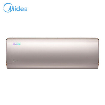 美的(MDea)大1匹/ 1.5匹壁掛け式変域家庭用冷房暖房快適星エアコンWIFI制御2級能効KF - 26ゴールデン/ BP 3 DN 1 Y - TA 200
