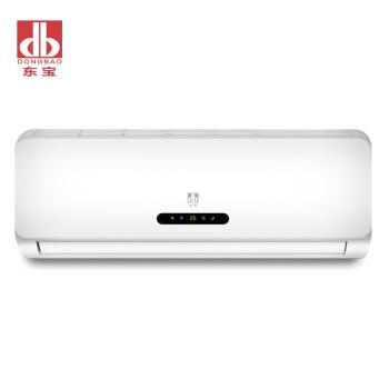 東宝(DonGBAO)エアコン冷房暖房室外機単冷/冷房温室家庭用壁掛け式省エネ定周波数省電力静音純銅管6年連保大1.5匹の単冷提供