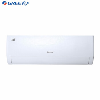 GREE(GREE)が小さい1匹の品悦定周波数冷房暖房快適省エネ壁掛式エアコン注文無料换装Q畅小1匹のエアコン(性能同じ)23機小1匹8-12㎡