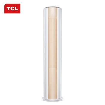 TCL 2匹/3匹の定周波冷房暖房.円柱立式エアコン.小眩しい風芸術パッケージKFRd-72 LW/ME 11(3)3匹の三級機能KFRd-72 LW/ME 11(3)