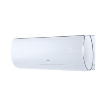 雲米(VIOMI)1.5頭の柔らかい風は、冷房の暖房室をきれいにしてから、全直流周波数変換します。次の機能壁掛式エアコン室外機ミラノKFRd-35 GW/Y 2 RB 4-A 1