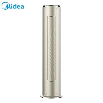 美的(Midea)快适星3匹の新一级能力変换冷房暖房客间円柱エコンスタKFR-72 LW/BP 3 DN 8 Y-YB 305(1)