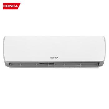 KONKA KONKA 3匹の定周波数の寒い部屋の暖かい部屋の大風量の静音除湿は空間の壁掛け式エアコンの室外機KFR-72 GW/DAG-E 3を節約します。