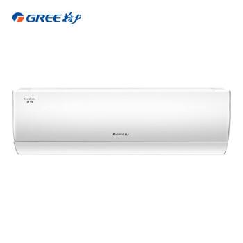 GREE正1.5匹の京は京に1級の周波数変換器を送ります。京東微連冷房暖房壁掛式寝室エアコン室外機KFR-35 GW/(355931)FNhAbD-A 1